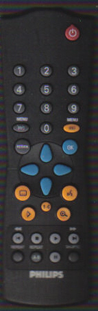 Philips RC283201/01 Remote Control